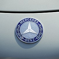 Mercedes baby on road to success