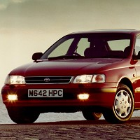 Toyota searches for oldest Carina E