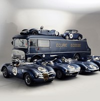 Vintage vehicles 'to fetch £5m'