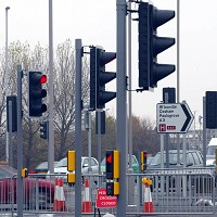 MP floats traffic lights switch off