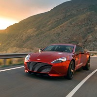 Powerful new model for Aston Martin