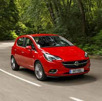 Tech to the fore in new Corsa