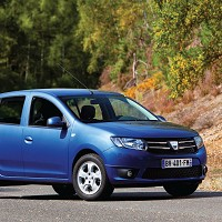 Finance offers for Dacia Sanderos