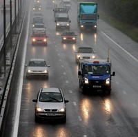 Olympics Games Lane opens on M4