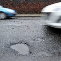 Election winners urged to tackle potholes