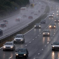 Motorists warned of weekend 'washout'