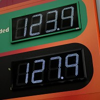 Petrol price war 'could mean £1 a litre'