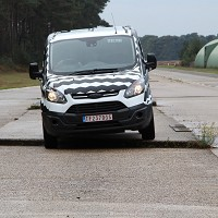 Ford announces Transit van recall