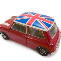 Mini voted 'greatest British car'