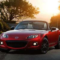 New MX-5 for 25th anniversary