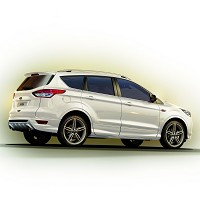 New Kuga promises to be good sport
