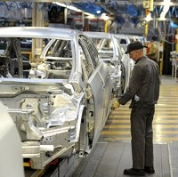 Car production on the rise in UK