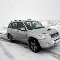 Top tips for driving in the snow