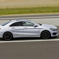 Order book opened for new Mercedes