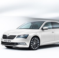As you were for the new Skoda Superb