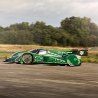 New electric car speed records