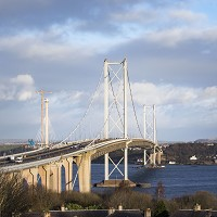 Forth Road Bridge fault caused by pin