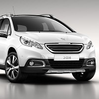 Peugeot 2008 to start from £12,995