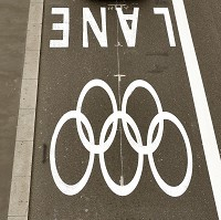 London's Olympic lane network opens