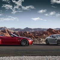 New convertibles for luxury pair