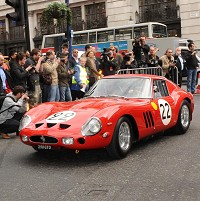 Record-breaking Ferrari is sold