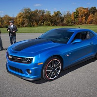 Chevrolet to build Hot Wheels car