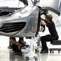 McLaren to double production of super cars