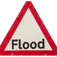 Environment Agency in flood warning