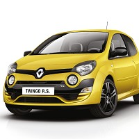End for Twingo Renaultsport 133