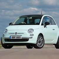 Fiat puts new 500 supermini on sale