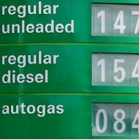 Fuel prices 'double in a decade'
