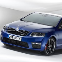 Octavia vRS to debut at Goodwood