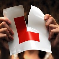 Driving tests joy after 24 attempts
