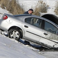 November sees big rise in accidents