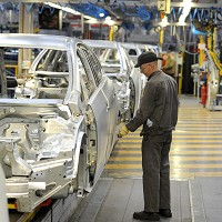Car makers reveal production surge