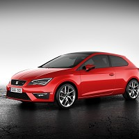 Seat launches new 3-door Leon SC