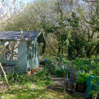 Brits keep £15bn of goods in garden sheds
