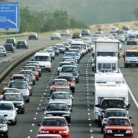 Bank holiday traffic 'heavier this year'