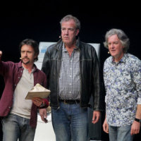 Clarkson and co to test drive hypercars