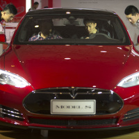 Tesla to ramp up production of its electric car fleet