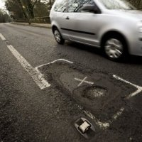 'Fixing roads would cost nearly £12bn'