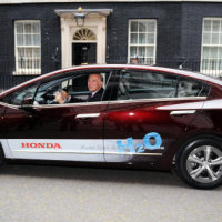 New hydrogen car 'will be sold in UK'