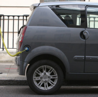 Electric car use doubles in last year