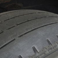 'Hit worn tyre drivers with fixed penalty'