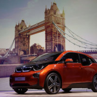 Range boost for BMW's i3 electric car