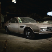 Aston Martin barn find set to sell for £60K