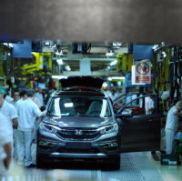 UK car making growth driven by exports