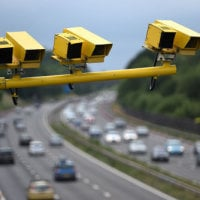 Average speed cameras on 50 stretches of road