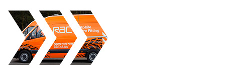 RAC Mobile Tyre Fitting vans