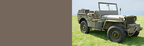 Cover for Classic<br /> Military Vehicles_img